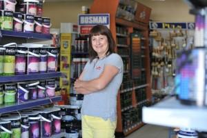 SYLWIA KLIMEK-MAGUDER sprzedawca, specjalista ds. w dziale FARBY I LAKIERY. W PRB REMBUD od 2009 r.