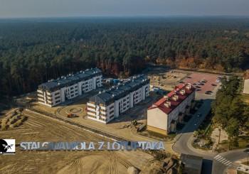 Budynki mieszkalne wielorodzinne w Stalowej Woli
